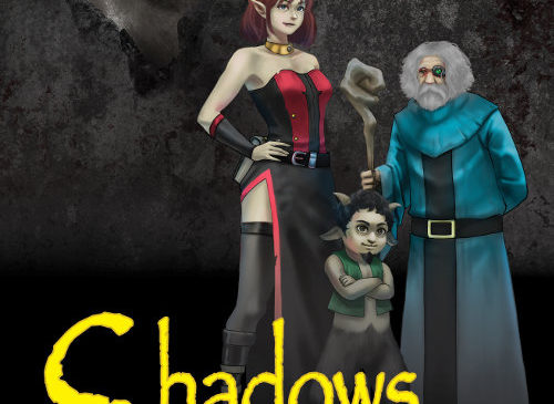 Shadows in the walls (May 2021)